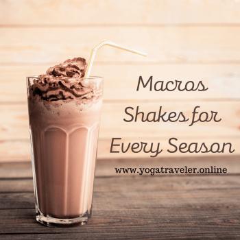 Macros Shakes for Every Season