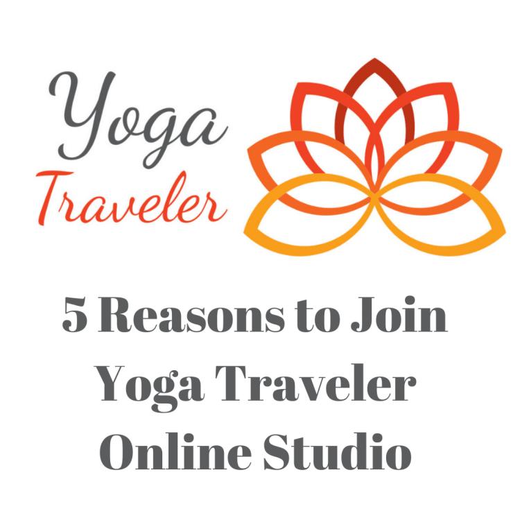 Reasons to join an online yoga studio https://www.yogatraveler.online