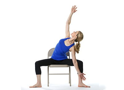 Chair Yoga is Accessible Yoga