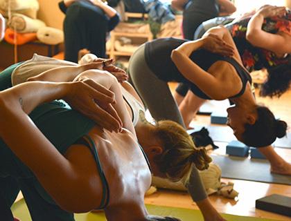 Kurse und Events Yogaurlaub Krakow am See