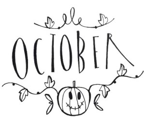 october halloween