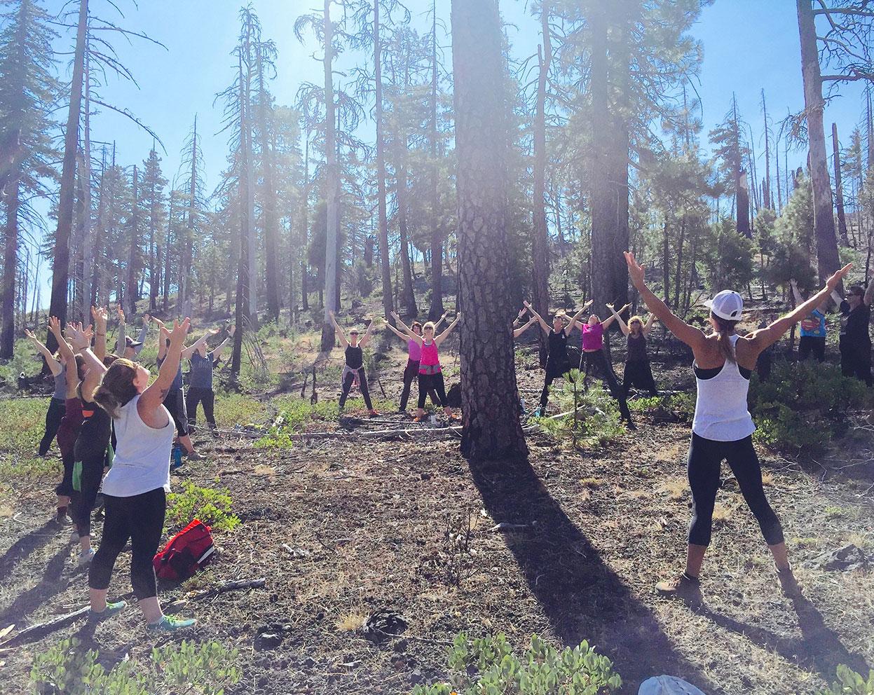 Santa Cruz Yoga Retreat