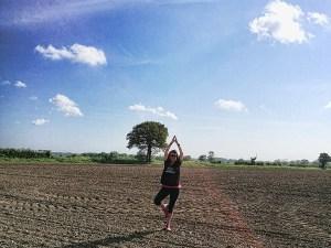 Tree me Yogavision