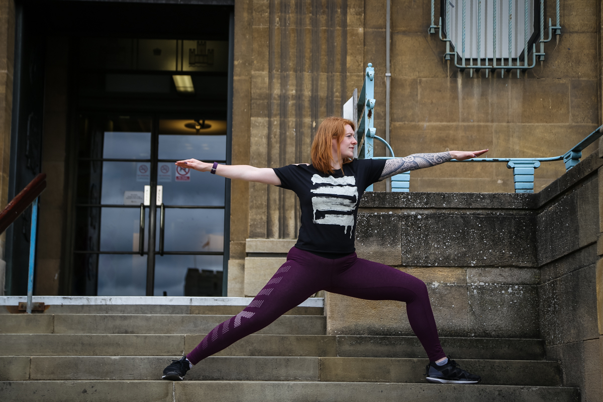 Yogavision Norwich shoot Kirsty 27