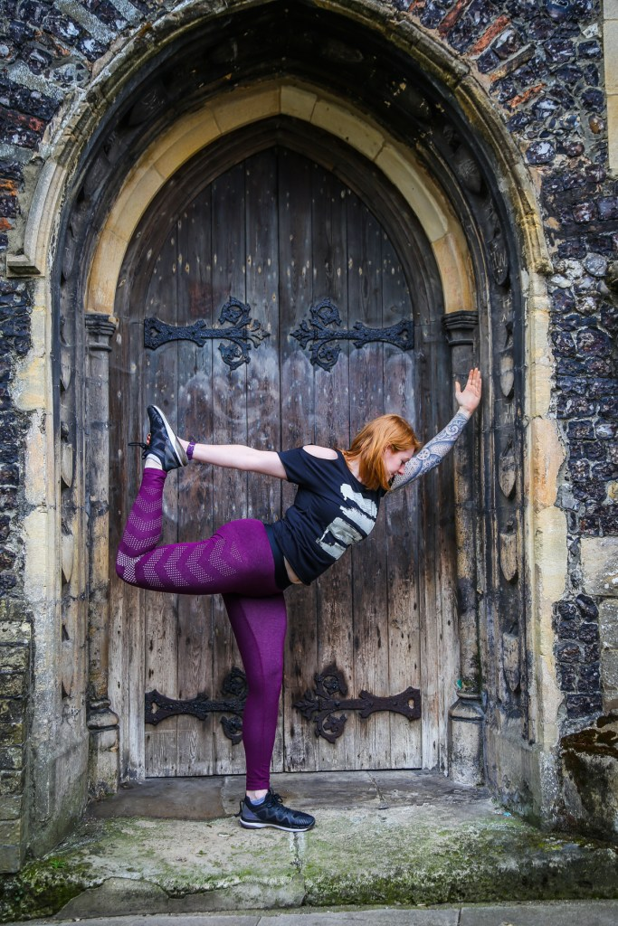 Yogavision Norwich shoot Kirsty 8