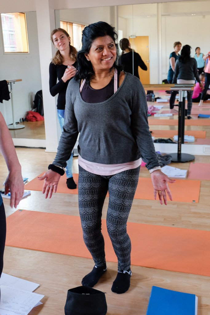 YMCA Fit yoga diploma course Jan Mar 18 6