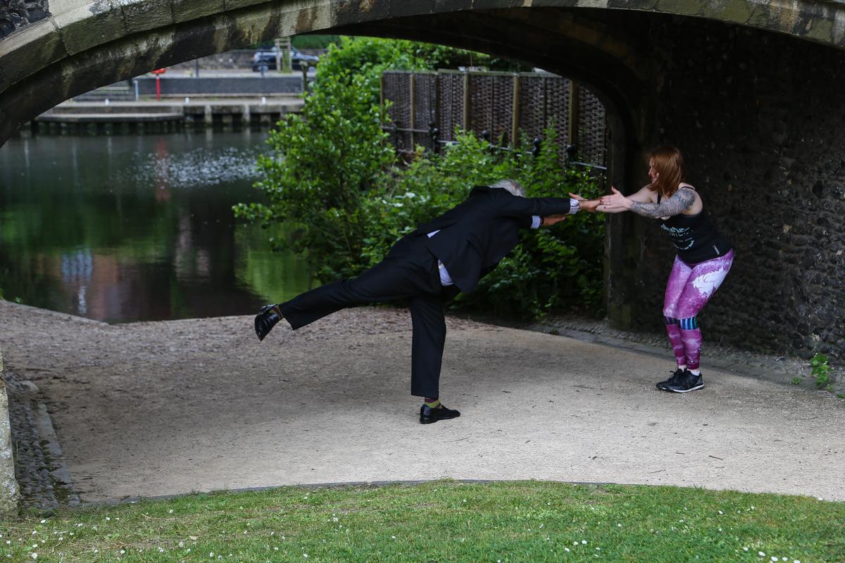 Yogavision Norwich shoot Kirsty 85