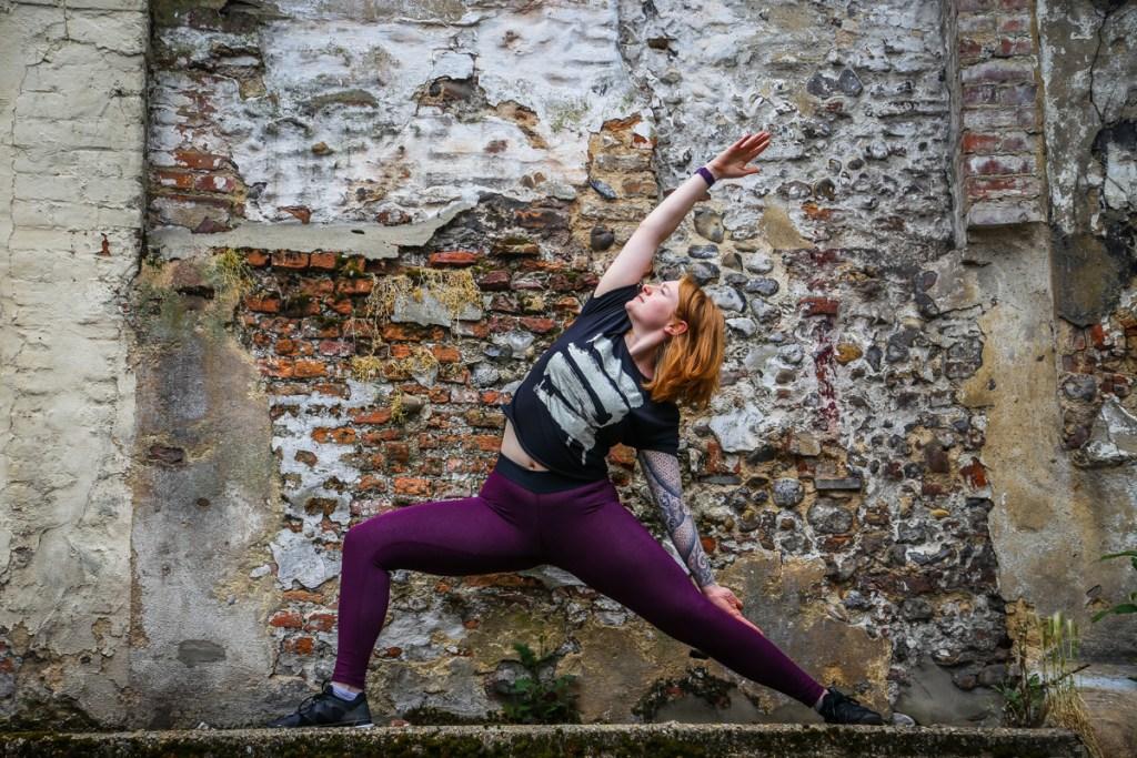 Yogavision Norwich shoot Kirsty 18