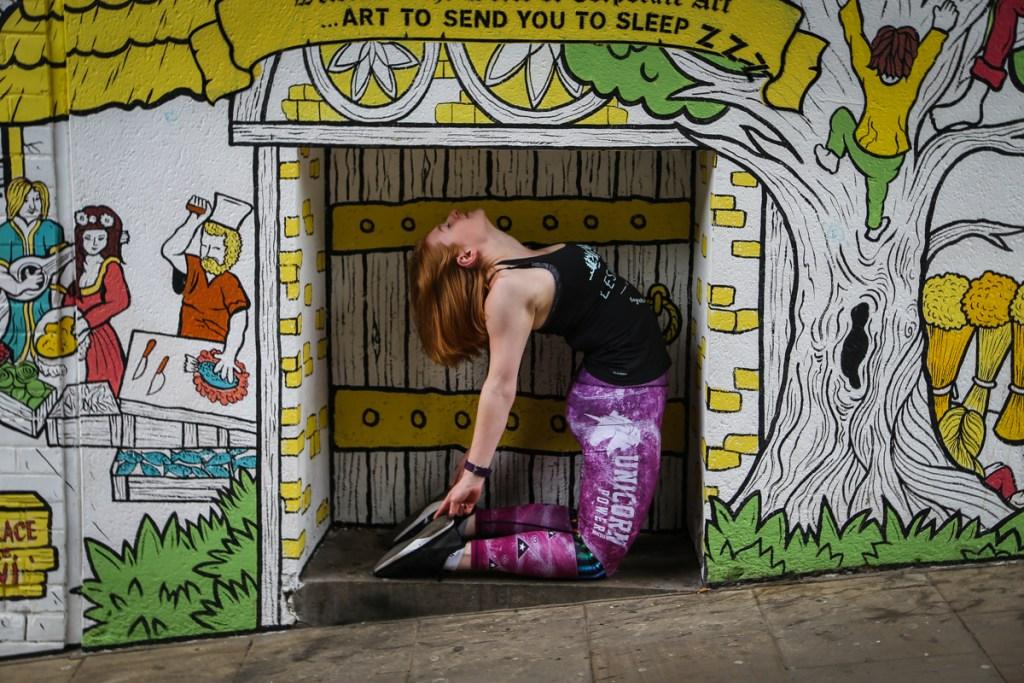 Yogavision Norwich shoot Kirsty 49
