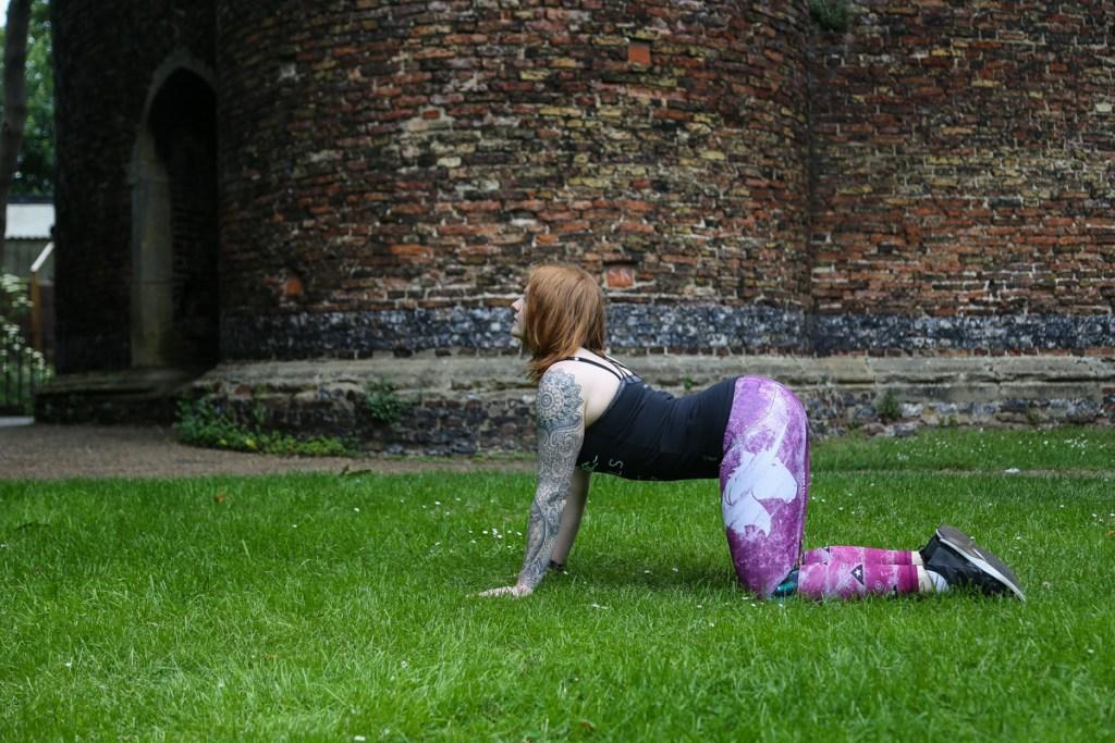 Yogavision Norwich shoot Kirsty 93