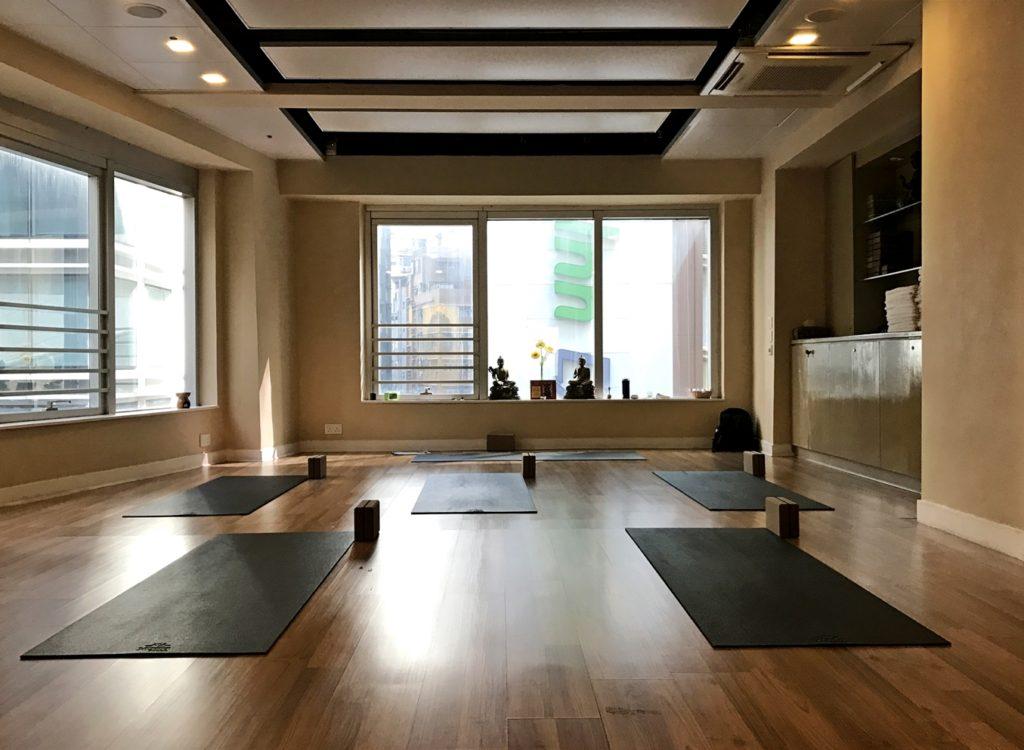Yoga Studios Around the World The Yoga Room in Hong Kong
