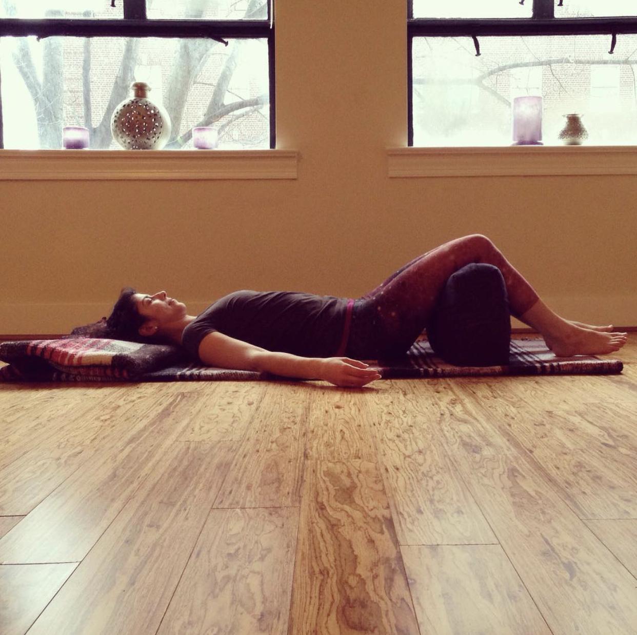 Restorative Yoga Teacher Training June 2021 Online with Yoga and Wellness with Angelina Fox, ERYT500, YACEP, Yoga Teacher and Ayurveda Health Counselor, Maryland, Northern Virginia, Washington DC