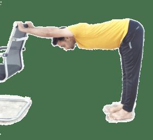 Desk Shoulder Opener - Yoga with Ankush