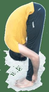Forward Fold - Yoga with Ankush