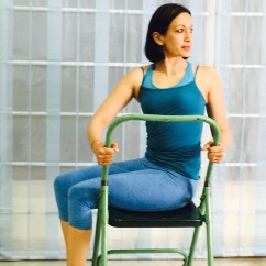 Yoga Chair Pose Oval Office Seated Poses To Do In With Sapna