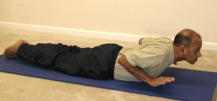 Bhujangasana Cobra Pose  Yoga With Subhash