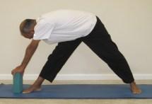 Prasarita Padottanasana Wide-legged Standing Bend
