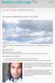Sunil-teaching -argentina