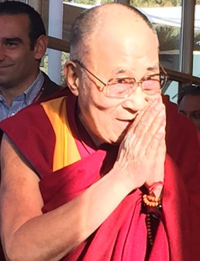 Dalia Lama - Yoga a meditation of movement