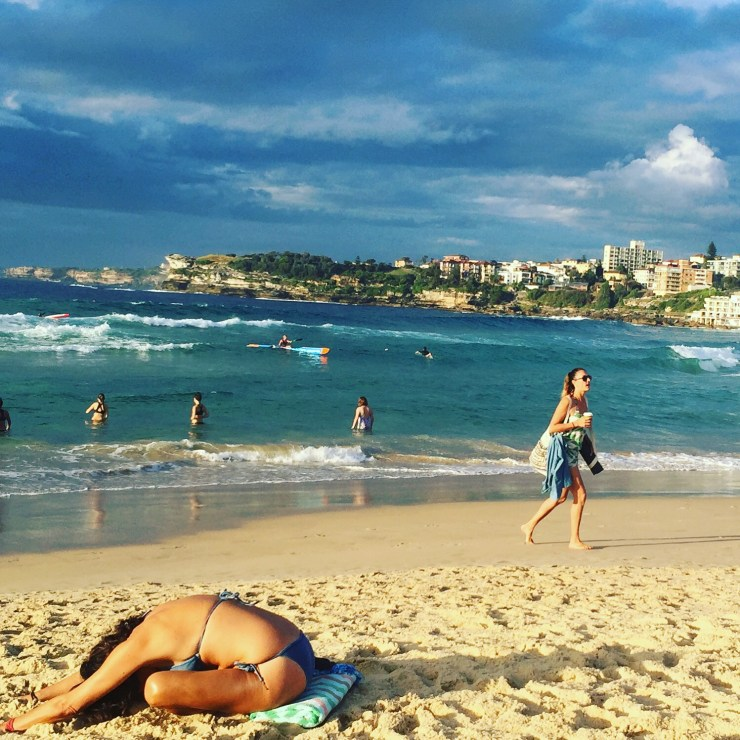 Bondi Beach Yoga Therapy retreat