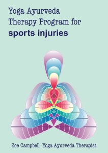 Sports injuries Yoga therapy