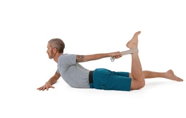 Последовательность поз для облегчения боли в спине после длительного сидения:
