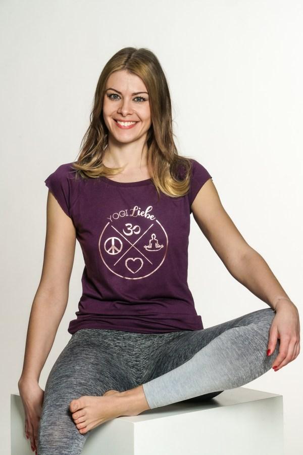 yoga-tshirt-damen-berry-rosegold-nachhaltige-bio-baumwolle