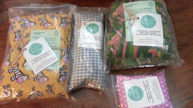 Kimochi aroma pillows sealed