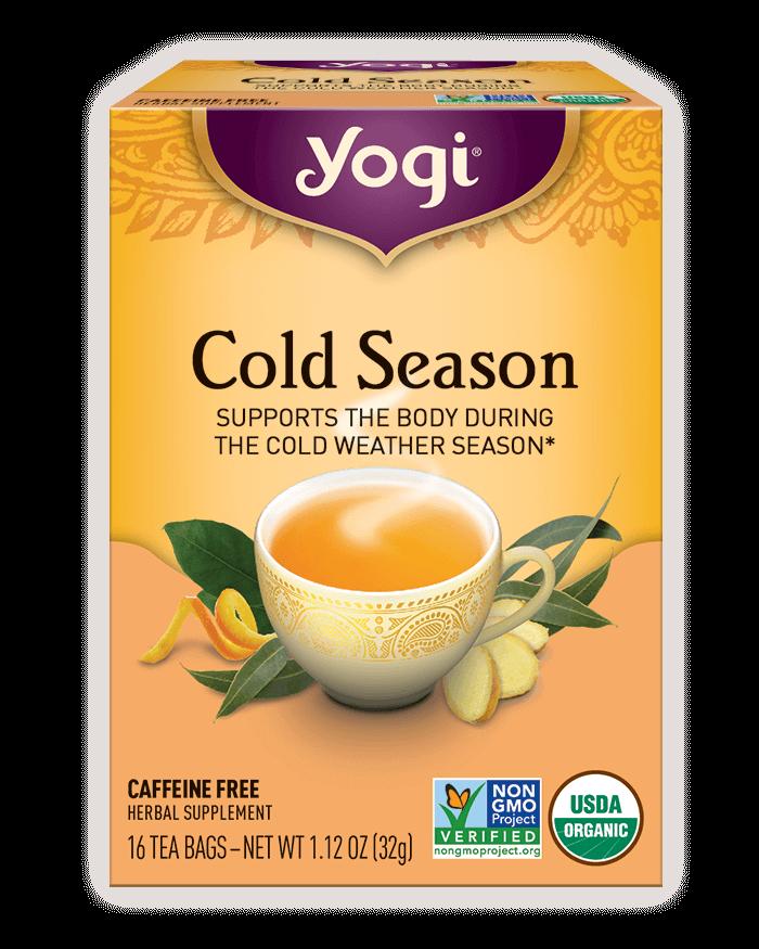 Cold Season Tea   Yogi Tea