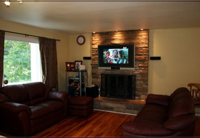 Fireplace Mantel Pictures Decorated Christmas