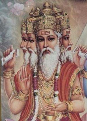 Lord Sri Brahma – The Creator of the Universe