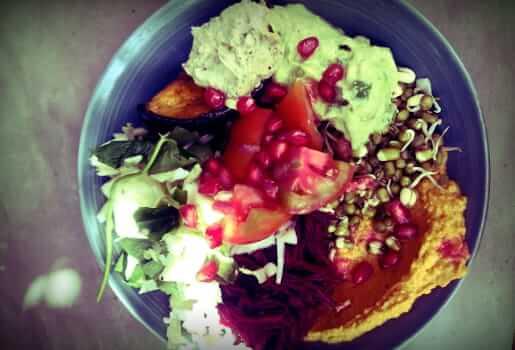 Sattvische Ernährung
