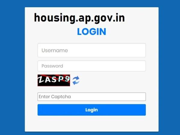 AP Housing registration online
