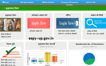 SSPY UP Old Age Pension Status 2021