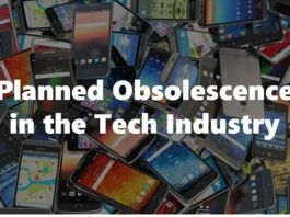 Planned Obsolescence in the Tech Industry