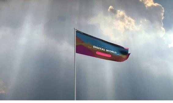 Most amazing website: Flag pole