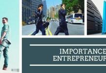 Top 10 Reasons on Importance of Entrepreneurship