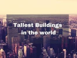 Top 20 tallest buildings in the world