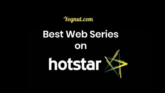 Best web series on Prime Video min
