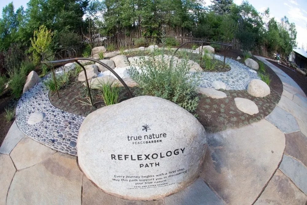 Reflexology Path at True Nature Healing Arts