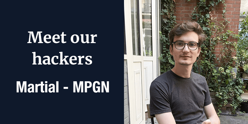 Meet our hackers – MPGN
