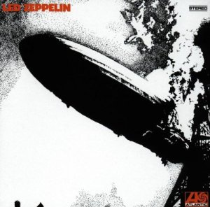 Led Zeppelin 1 DVD Record Album