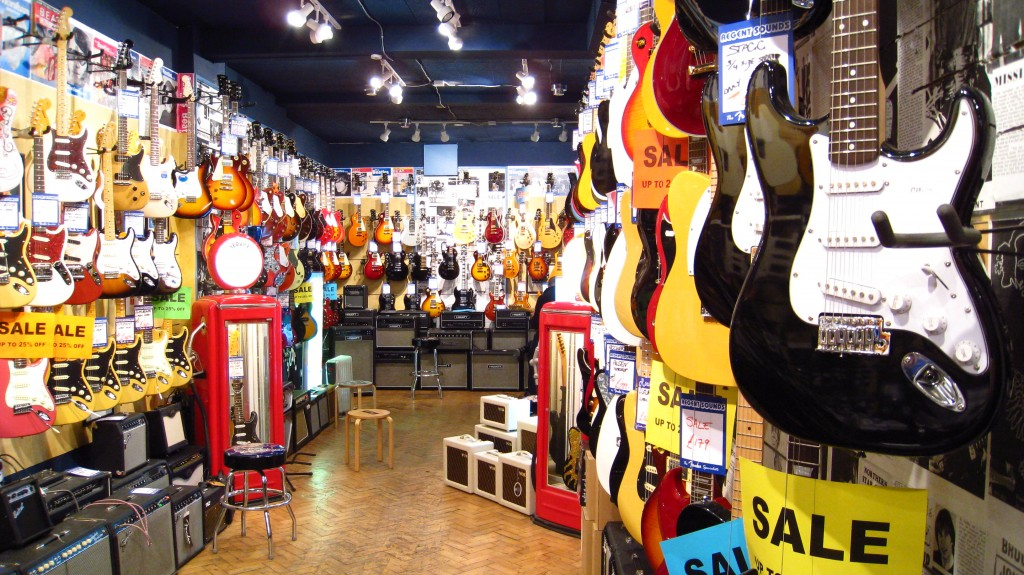 How to Buy a Guitar at Local Music Store