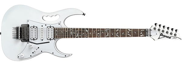 Ibanez JEMJRWH Steve Vai Signature 6-String Electric Guitar