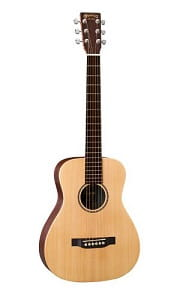 Martin LX1E Acoustic Guitar