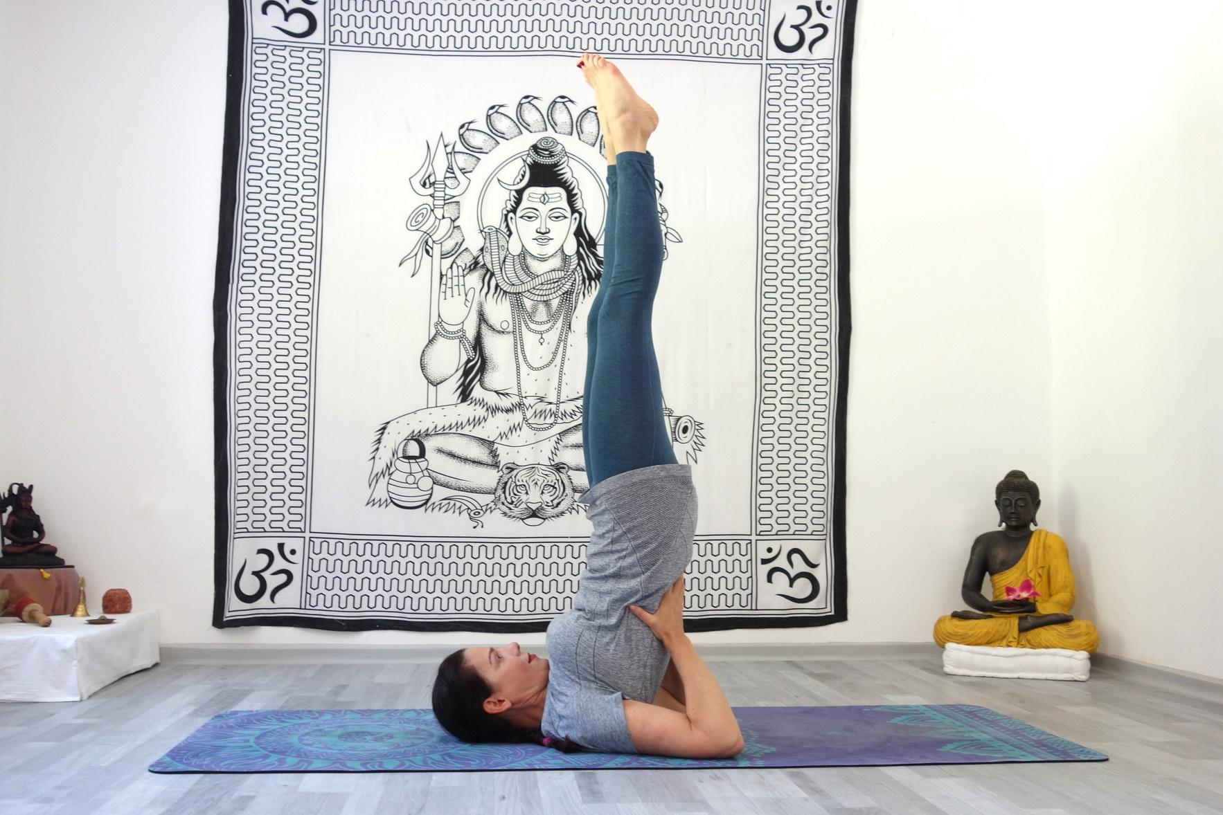 petra k 4 - Yoga für ein starkes Immunsystem