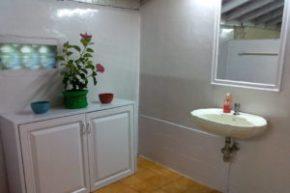 Bathroom - Yog Temple Siolim Goa India