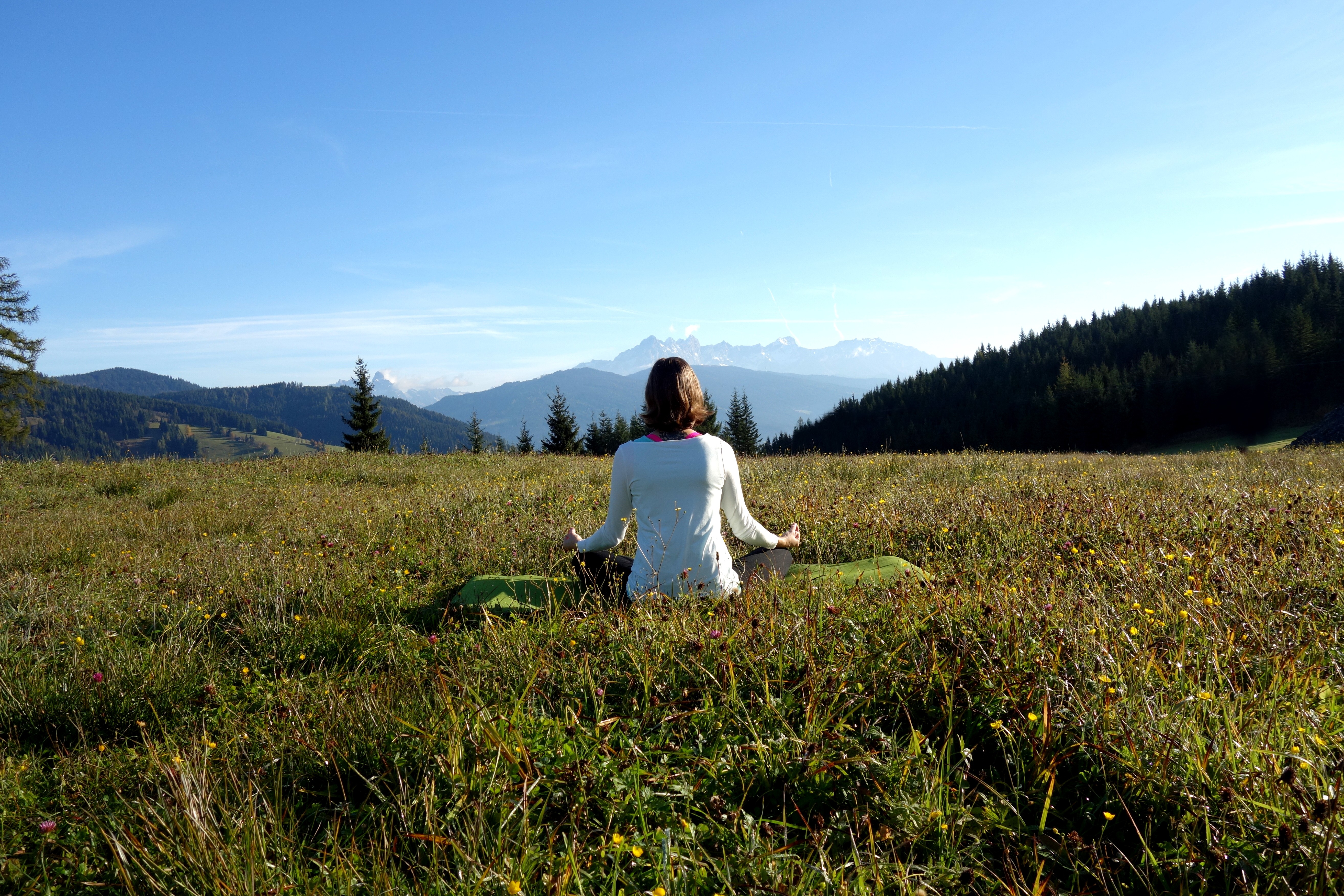 Yoga in Austria