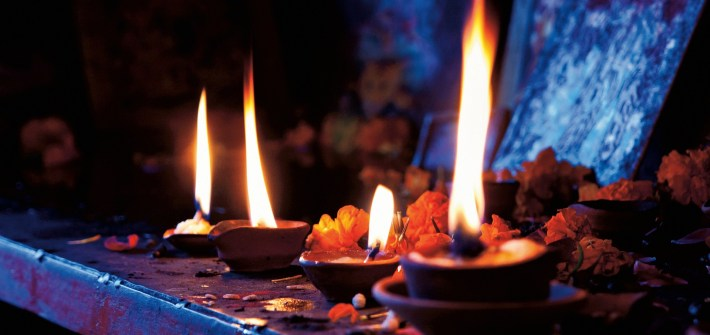 Yoga Teacher Training India 12 - Why does yoga and shamanism fit together?