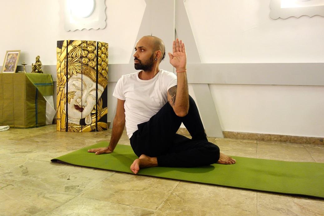 yoga_for_stress_ardhamatsyendrasana_yog_temple